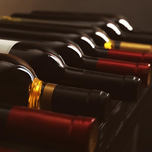 Vente de vins blancs
